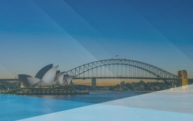 View of Sydney City
