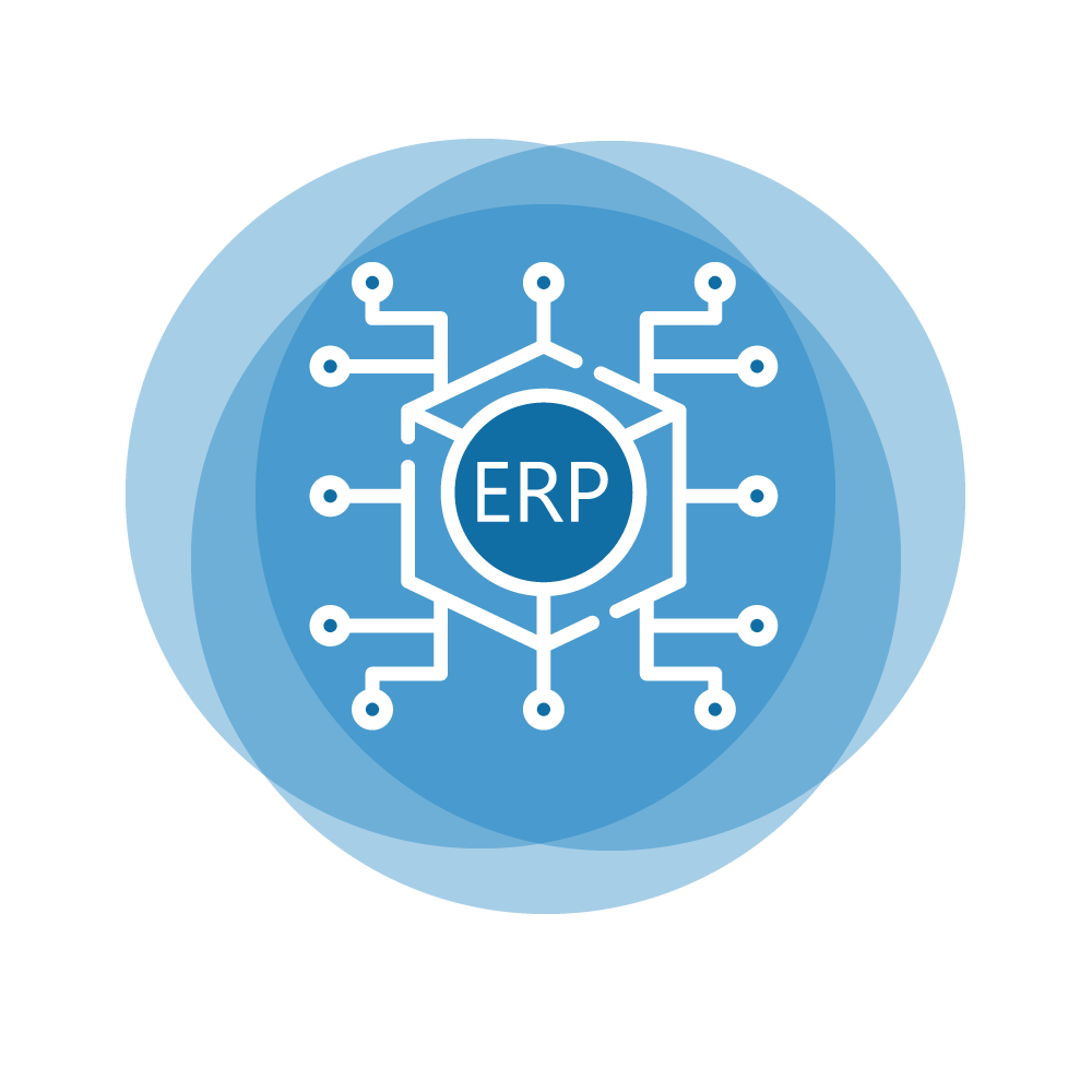 Enterprise Resource Planning icon.