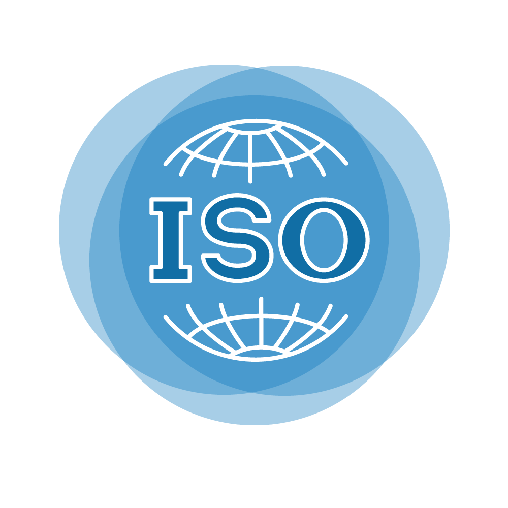 ISO icon.