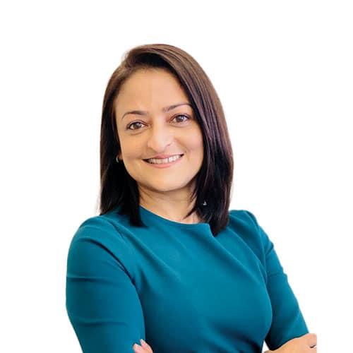 Druti Patel Director of Operations Asia