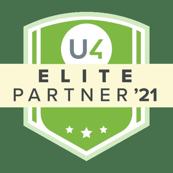 Unit4 Elite Partner Badge